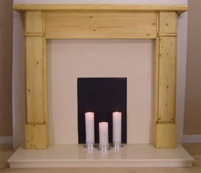 Pine Fireplace Surrounds Henley Pine Fireplace Surround